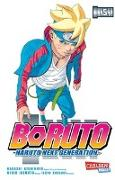 Cover-Bild zu Kishimoto, Masashi: Boruto - Naruto the next Generation 5