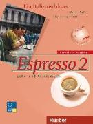Cover-Bild zu Espresso 2. Erweiterte Ausgabe. Schulbuchausgabe von Balì, Maria