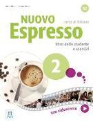 Cover-Bild zu Nuovo Espresso 02 - einsprachige Ausgabe Schweiz. Buch mit DVD-ROM von Balì, Maria
