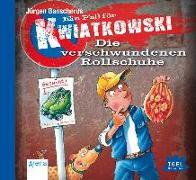 Cover-Bild zu Banscherus, Jürgen: Ein Fall für Kwiatkowski 02. Die verschwundenen Rollschuhe