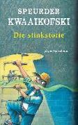 Cover-Bild zu Banscherus, Jürgen: Speurder Kwaaikofski 9: Die stinkstorie (eBook)