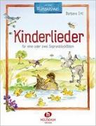 Cover-Bild zu Ertl, Barbara: Kinderlieder