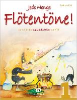 Cover-Bild zu Ertl, Barbara: Jede Menge Flötentöne 1