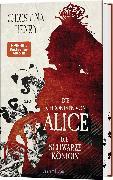 Cover-Bild zu Die Chroniken von Alice - Die Schwarze Königin