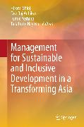 Cover-Bild zu Management for Sustainable and Inclusive Development in a Transforming Asia (eBook) von Hayashi, Takabumi (Hrsg.)