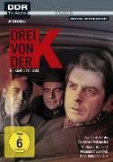 Cover-Bild zu Drei von der K - Aus der Arbeit der Deutschen Volkspolizei von Faschina, Hans Jürgen