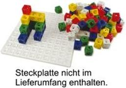 Cover-Bild zu Mathematik mit Steckwürfeln von Behrens, Jürgen