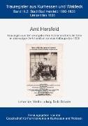 Cover-Bild zu Amt Hersfeld (eBook) von Ide, Lothar