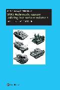 Cover-Bild zu WW2 Wehrmacht custom building instructions volume 2 (eBook) von Müller, Frank