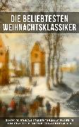 Cover-Bild zu Die beliebtesten Weihnachtsklassiker (eBook) von Rilke, Rainer Maria