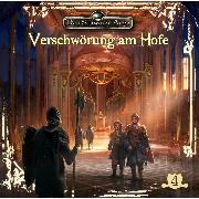 Cover-Bild zu Das schwarze Auge, Folge 4: Verschwörung am Hofe (Audio Download) von Winter, Markus