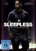 Cover-Bild zu Berloff, Andrea: Sleepless - Eine tödliche Nacht