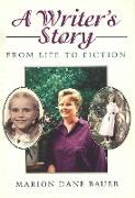 Cover-Bild zu Writer's Story (eBook) von Bauer, Marion Dane