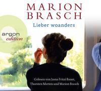 Cover-Bild zu Lieber woanders von Brasch, Marion