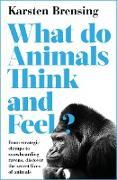 Cover-Bild zu Brensing, Karsten: What Do Animals Think and Feel? (eBook)