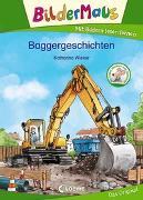 Cover-Bild zu Bildermaus - Baggergeschichten von Wieker, Katharina