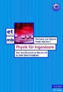 Cover-Bild zu Physik für Ingenieure (eBook) von Oppen, Gebhard Von