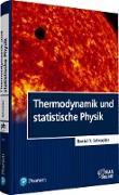 Cover-Bild zu Thermodynamik und statistische Physik (eBook) von Schroeder, Daniel V.