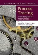 Cover-Bild zu Process Tracing von Bennett, Andrew (Hrsg.)