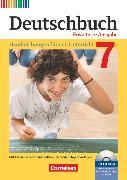 Cover-Bild zu Deutschbuch, Sprach- und Lesebuch, Zu allen erweiterten Ausgaben, 7. Schuljahr, Handreichungen für den Unterricht, Kopiervorlagen und CD-ROM von Berghaus, Christoph