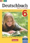 Cover-Bild zu Deutschbuch, Sprach- und Lesebuch, Zu allen erweiterten Ausgaben, 6. Schuljahr, Handreichungen für den Unterricht, Kopiervorlagen und CD-ROM von Berghaus, Christoph