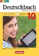 Cover-Bild zu Deutschbuch, Sprach- und Lesebuch, Zu allen erweiterten Ausgaben, 10. Schuljahr, Handreichungen für den Unterricht, Kopiervorlagen und CD-ROM