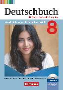 Cover-Bild zu Deutschbuch, Sprach- und Lesebuch, Zu allen differenzierenden Ausgaben 2011, 8. Schuljahr, Handreichungen für den Unterricht, Kopiervorlagen und CD-ROM von Chatzistamatiou, Julie