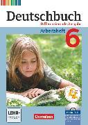 Cover-Bild zu Deutschbuch, Sprach- und Lesebuch, Differenzierende Ausgabe 2011, 6. Schuljahr, Arbeitsheft mit Lösungen und Übungs-CD-ROM von Dick, Friedrich