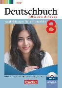 Cover-Bild zu Deutschbuch, Sprach- und Lesebuch, Differenzierende Ausgabe Hessen 2011, 8. Schuljahr, Handreichungen für den Unterricht, Kopiervorlagen und CD-ROM von Chatzistamatiou, Julie