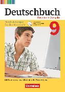 Cover-Bild zu Deutschbuch, Sprach- und Lesebuch, Zu allen erweiterten Ausgaben, 9. Schuljahr, Handreichungen für den Unterricht, Kopiervorlagen und CD-ROM von Dick, Friedrich