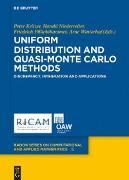 Cover-Bild zu Uniform Distribution and Quasi-Monte Carlo Methods (eBook) von Niederreiter, Harald (Hrsg.)