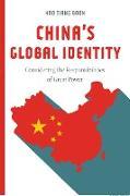 Cover-Bild zu China's Global Identity (eBook) von Tiang Boon, Hoo