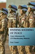 Cover-Bild zu Finding Soldiers of Peace (eBook) von Uzonyi, Gary