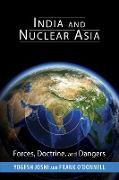 Cover-Bild zu India and Nuclear Asia (eBook) von Joshi, Yogesh