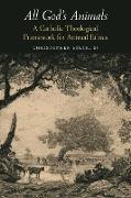 Cover-Bild zu All God's Animals (eBook) von Steck, Christopher