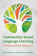 Cover-Bild zu Community-based Language Learning von Clifford, Joan