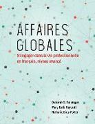Cover-Bild zu Affaires globales von Reisinger, Deborah S.
