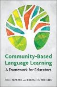 Cover-Bild zu Community-Based Language Learning (eBook) von Clifford, Joan