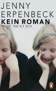 Cover-Bild zu Erpenbeck, Jenny: Kein Roman