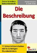Cover-Bild zu Die Beschreibung (eBook) von Schardt, Friedel