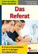 Cover-Bild zu Das Referat (eBook) von Schardt, Friedel