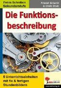 Cover-Bild zu Die Funktionsbeschreibung (eBook) von Schardt, Friedel