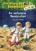 Cover-Bild zu Pope Osborne, Mary: Das magische Baumhaus junior 8 - Die verlassene Mondstation