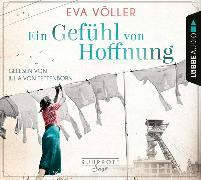 Cover-Bild zu Völler, Eva: Ein Gefühl von Hoffnung