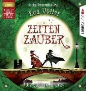 Cover-Bild zu Völler, Eva: Zeitenzauber - Die goldene Brücke