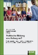 Cover-Bild zu Goll, Thomas (Hrsg.): Politische Bildung von Anfang an? (eBook)