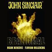 Cover-Bild zu Benecke, Mark: John Sinclair - Brandmal