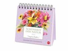 Cover-Bild zu Marjolein Bastin: Schönheit der Natur Premium-Postkartenkalender 2022 von Bastin, Marjolein
