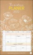 Cover-Bild zu Chalk Drawing Familienplaner XL Kalender 2022 von Heye (Hrsg.)