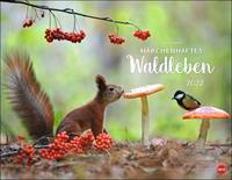 Cover-Bild zu Vadim Trunov: Märchenhaftes Waldleben Posterkalender 2022 von Trunov, Vadim